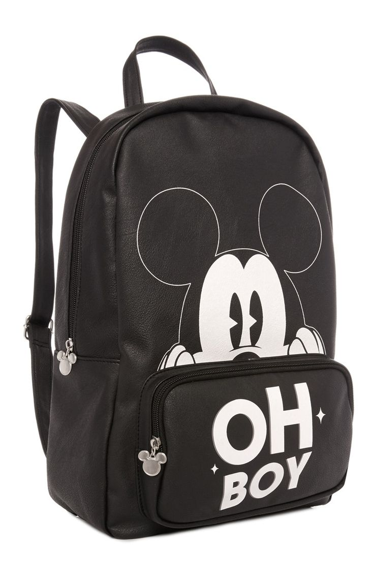 Primark - Oh Boy Mickey Mouse Backpack £10