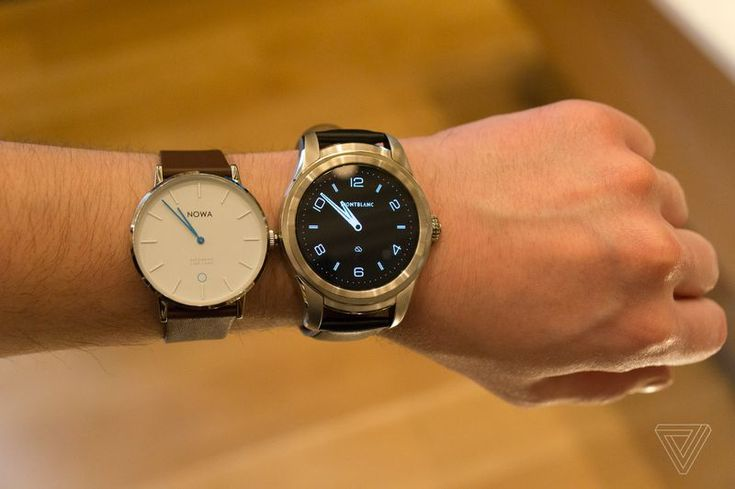NOWA are a design studio located in Paris and their debut collection of Sharper hybrid watches for women and men are now available. smartwatch, mensfashion, wristwatch