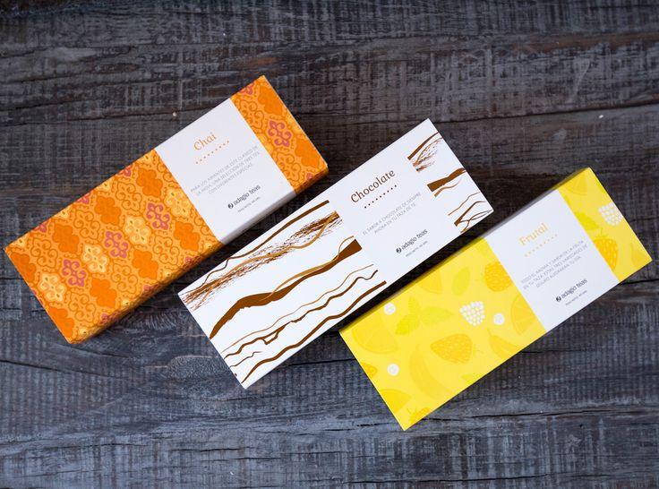 Packs con Té en Hebras // Chai, Chocolate y Futal son solo 3 de muchas variedades que encuentras en Adagio Teas