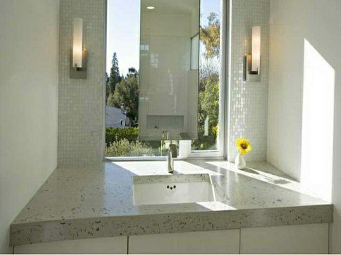 Luminaire salle de bain en nickel brossé : un choix élégant