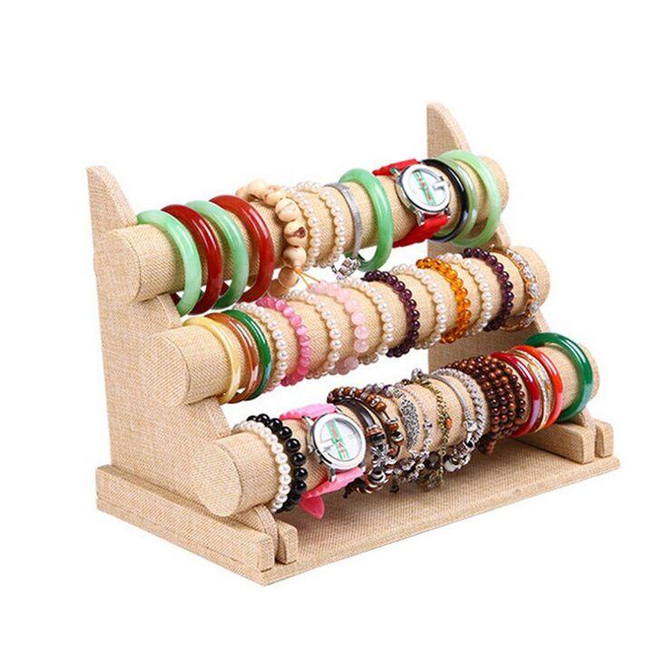 Diy 3 Tier Jewelry Stand: Best 25+ Bracelet Holders Ideas On Pinterest