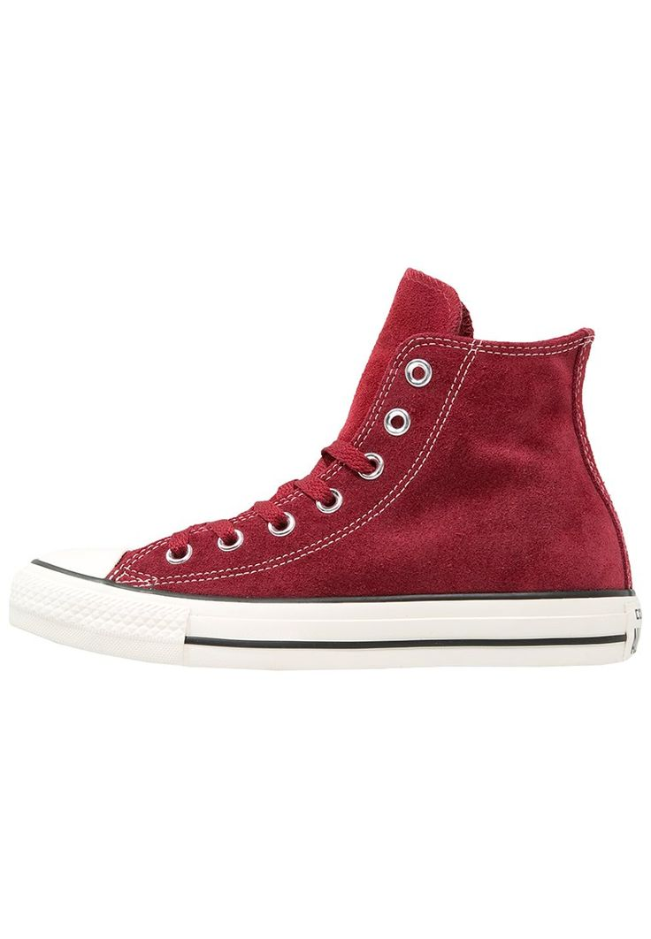 legendarische Converse  CHUCK TAYLOR ALL STAR Sneakers hoog red dahlia/egret/black (rood)