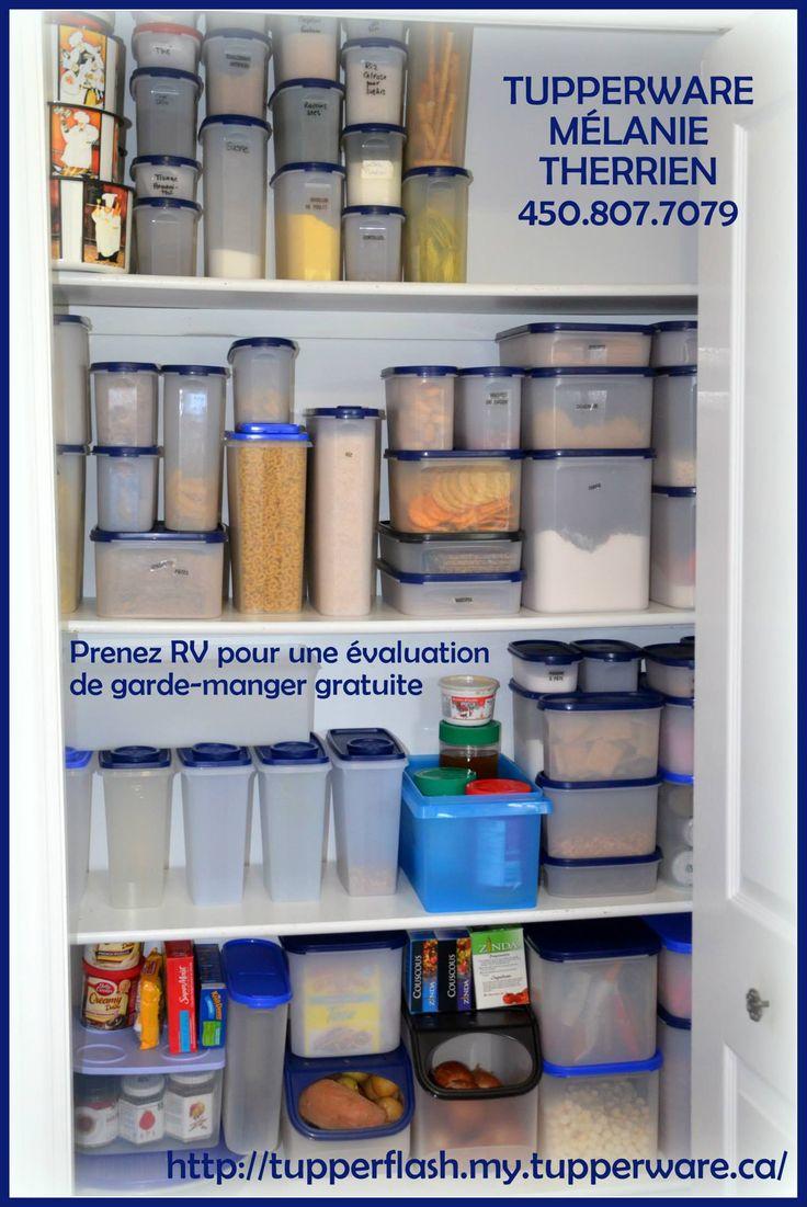 17 meilleures id es propos de garde manger organis sur pinterest stockage d 39 office garde - Comment faire un garde manger ...