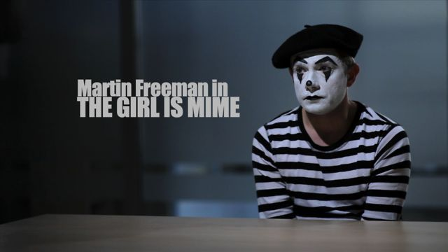 The Girl Is Mime - Even if you hate mimes, watch this short. Wonderful concept, well done!