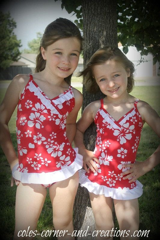 $9.95. All 4 One Stylish Swimsuit PDF sewing pattern. Possible ballet outfit with wider straps and slightly longer skirt?