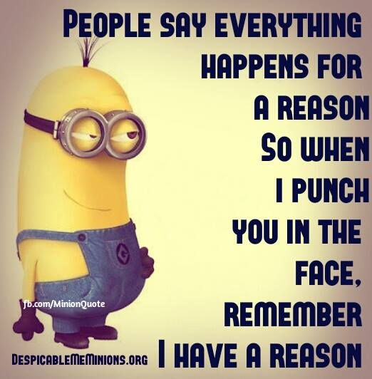 Minion From Despicable Me Quotes. QuotesGram