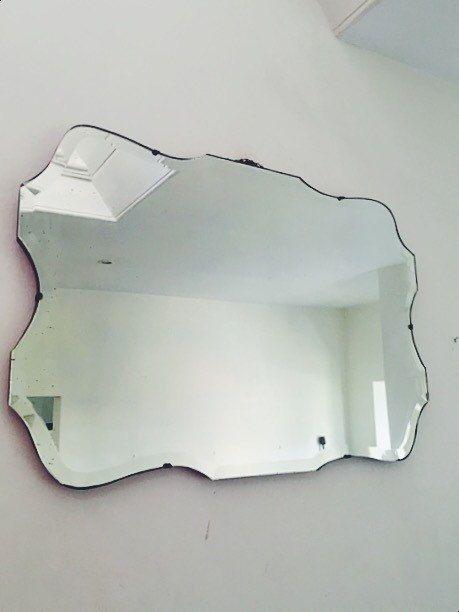 Bathroom Mirror No Frame best 25+ country frameless mirrors ideas on pinterest | diy