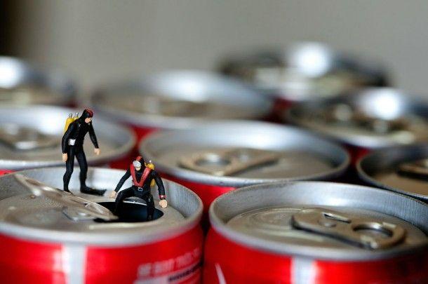Fotografias de miniaturas em macro por Jean-Joseph Renucci | Criatives | Blog Design, Inspirações, Tutoriais, Web Design