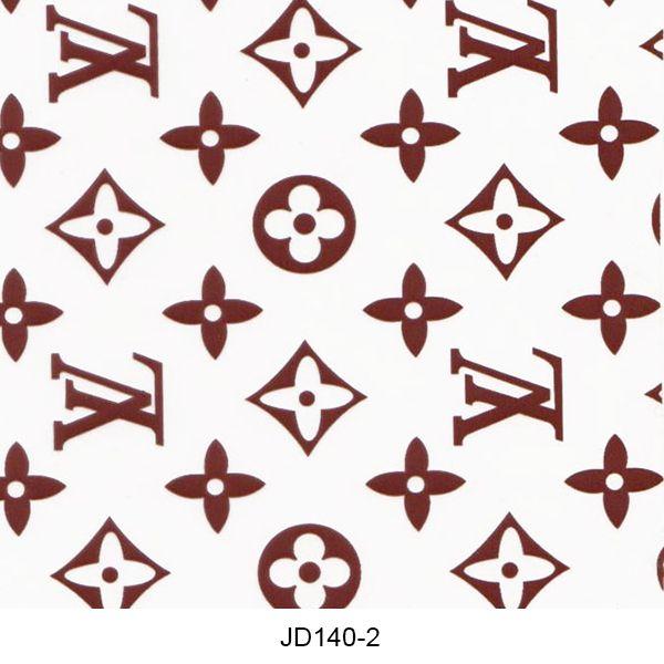 Hydrographic film design pattern JD140-2