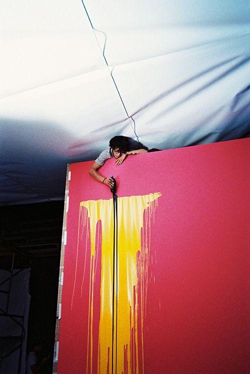 写真家・奥山由之 初の大型写真展「BACON ICE CREAM」渋谷・パルコミュージアムで開催 | ニュース - ファッションプレス