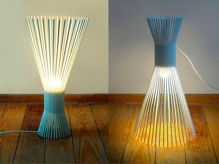 solejka lamp natural born design