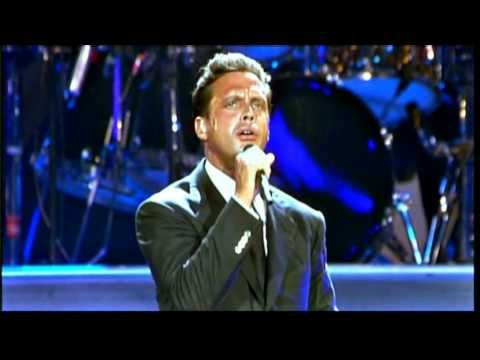 Luis Miguel - No Se Tu - El Dia Que Me Quieras - Labios De Miel Tour 2011 - YouTube