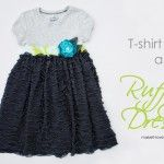 Wow! All kinds of baby tutorials for things I would normally want to buy; bows, ruffly diaper covers, leggings, rompers and many more ideas for DIY moms!