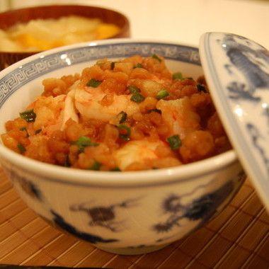超速攻で作れる「マッハ天丼」。冷凍むきエビを使って揚げずに作れる、手抜きランチにオススメのレシピ♪