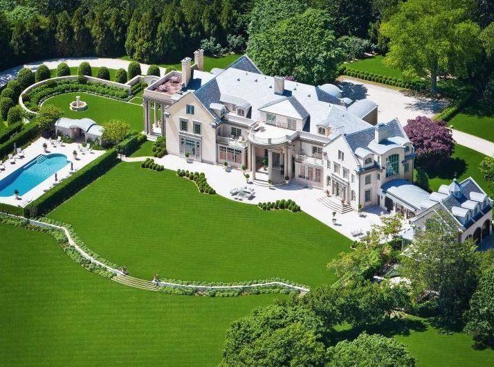 Villa Maria is One of Long Island's Most Impressive Estates