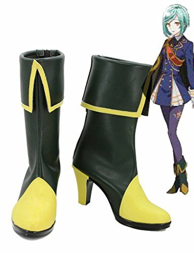 Touken Ranbu Online Game Ichigo Hitofuri Cosplay Shoes Boots Custom Made Female >>> Check this awesome product by going to the link at the image.