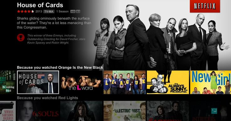 Netflix Announces First Major TV App Update Since 2013 -- A new update to Netflix's TV app will make it easier for viewers to watch their favorite programs on the streaming service. -- http://movieweb.com/netflix-tv-app-update-2015/