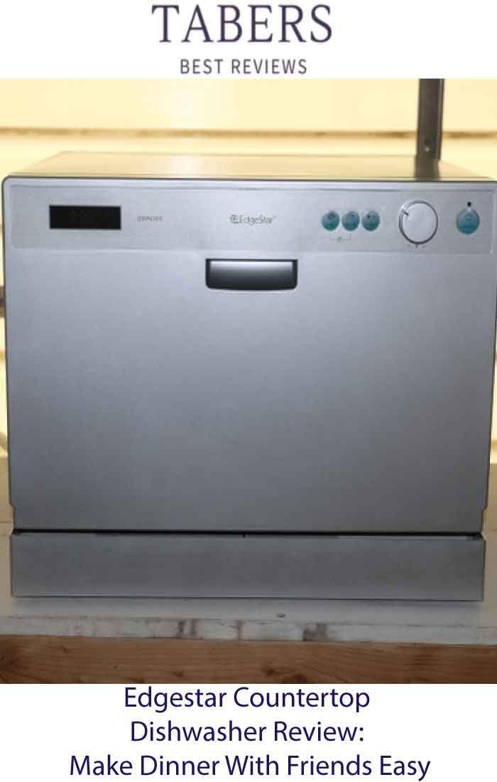 Edgestar Countertop Dishwasher Review