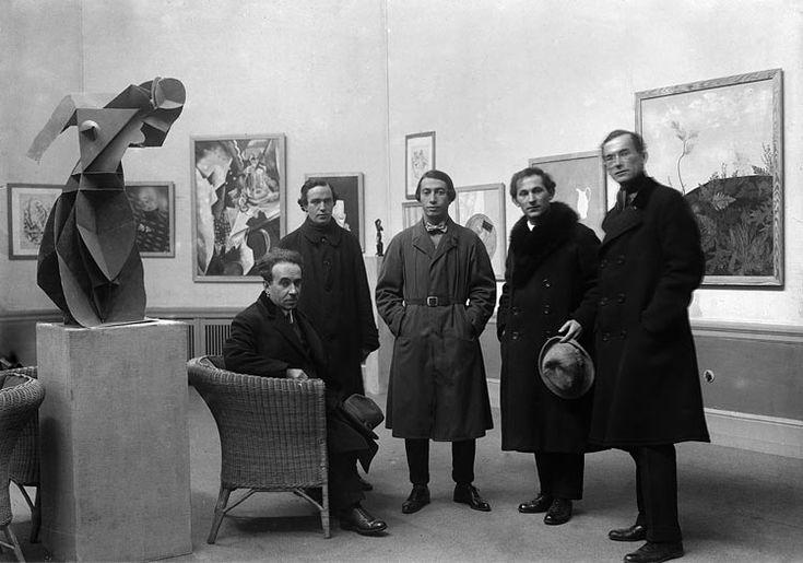 Erste russische Kunstausstellung, Berlin 1922