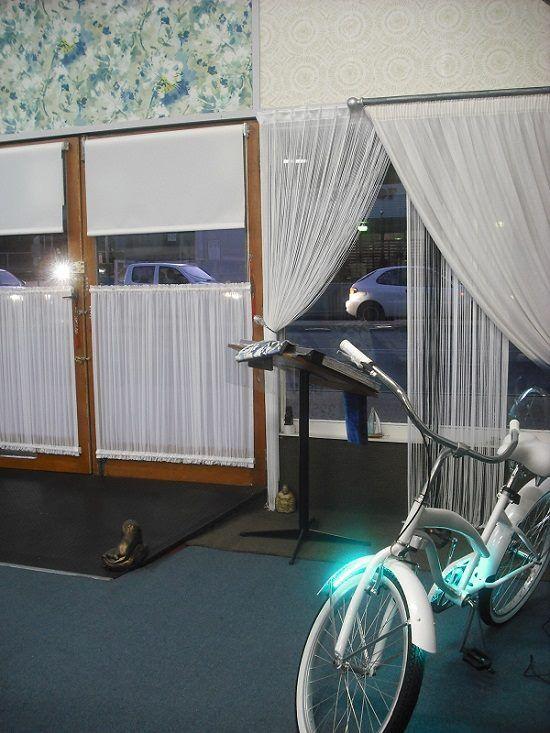 Showroom at 1179 Sandgate Road, Nundah / Wallpaper Australia / The Ivory Tower - fabric & wallpaper