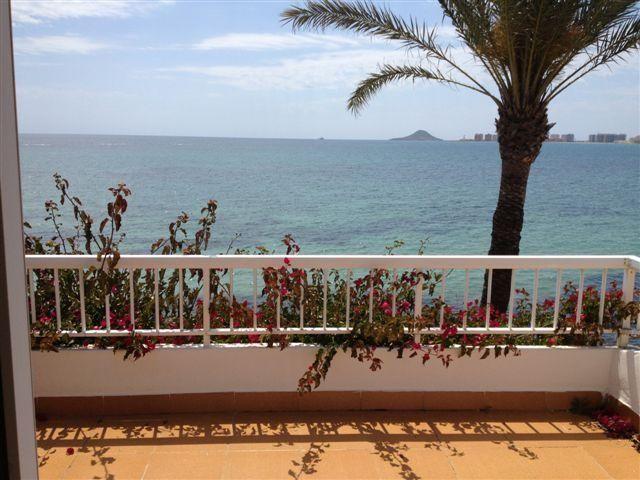 Duplex 1a Linea Del Mar Mediterraneo La Manga Updated 2020 Tripadvisor La Manga Del Mar Menor Vacation Rental Hiking Trip Destin Beach Outdoor Pool