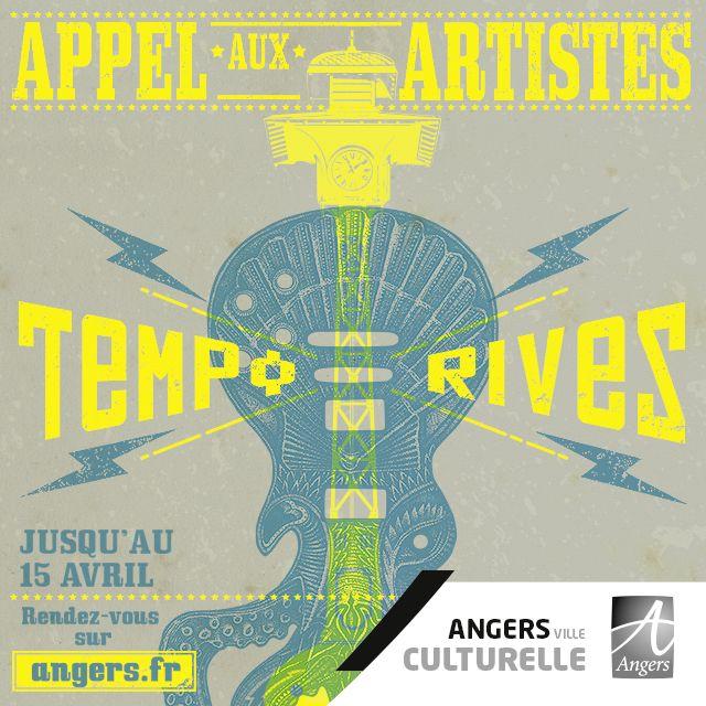 Les artistes et les groupes issus du département de Maine-et-Loire ont jusqu'au 15 avril 2016 pour se rendre sur www.angers.fr et télécharger le formulaire d'inscription et prendre connaissance du règlement.