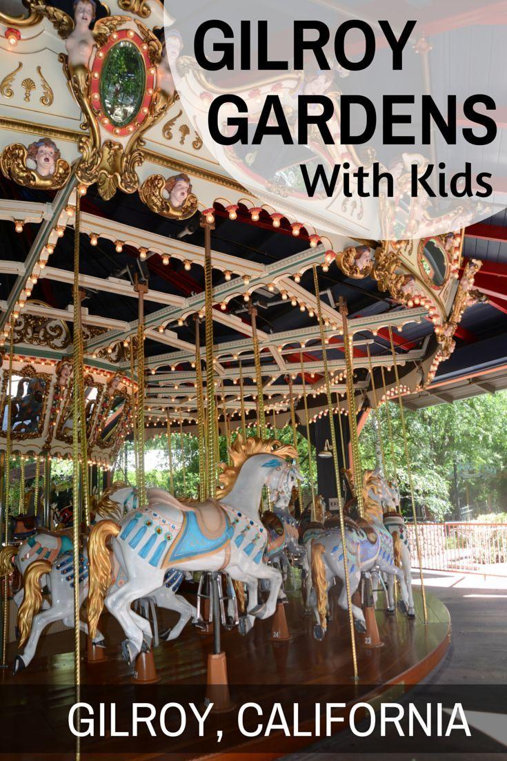 Gilroy Gardens Review: Tips, tricks, and trip planning advice for Gilroy Gardens theme park in Gilroy, California near the San Francisco Bay Area.