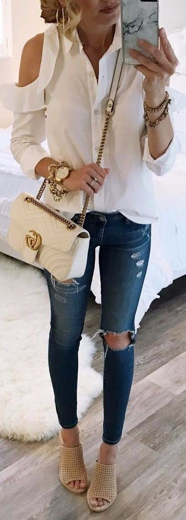 trendy outfit ideas to try asap