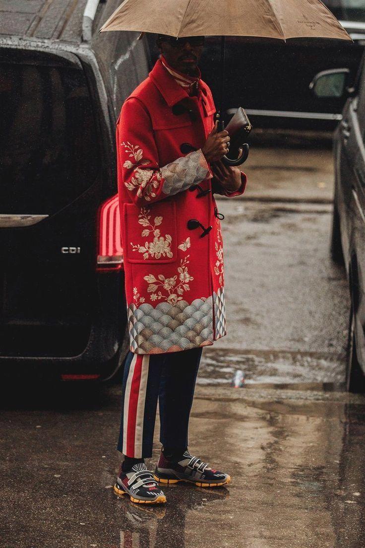 I look più originali e le nuove tendenze di street style direttamente dalla Par…