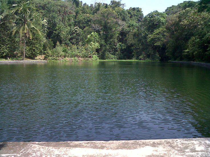 Situ Cipanten Wisata Alam Perawan di Majalengka Jawa Barat - Jawa Barat