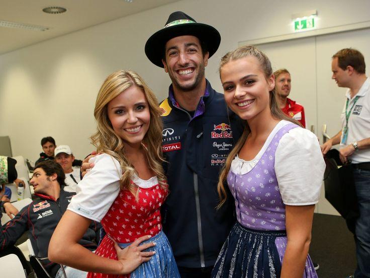 F1 Grid Girls 2015: Österreich-GP in Spielberg | Bild 3 - autozeitung.de