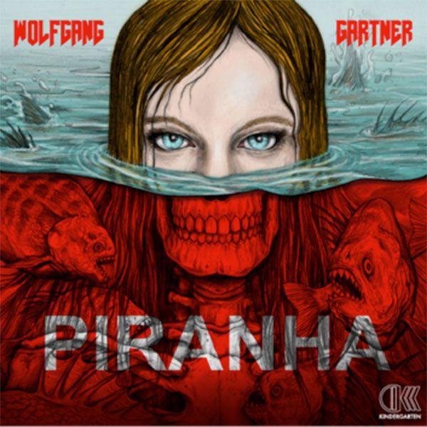 piranha wolfgang gartner - Creepy but cool artwork