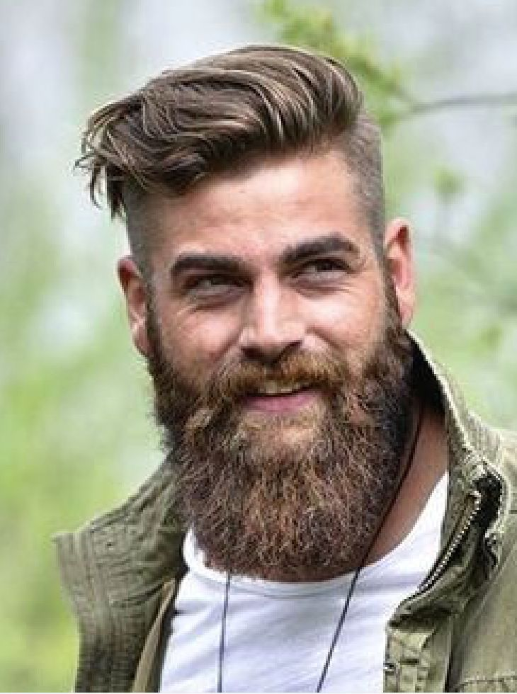 379 best images about guys with beards on pinterest - Coiffure viking homme ...
