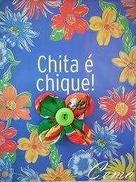 Chita é Chique mesmo!
