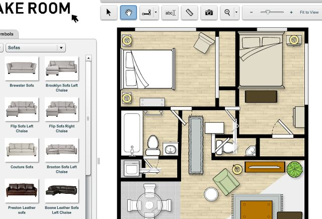 Icovia Room Planner Room Planning Room Planner Floor Plans