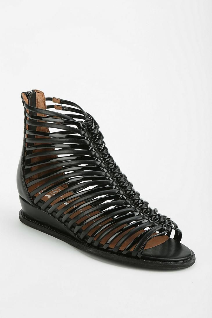 Jeffrey Campbell Newcastle Caged Sandal Urbanoutfitters