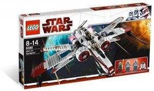 8088 ARC-170 Starfighter - LEGO Star Wars is now available on KidzChoice.