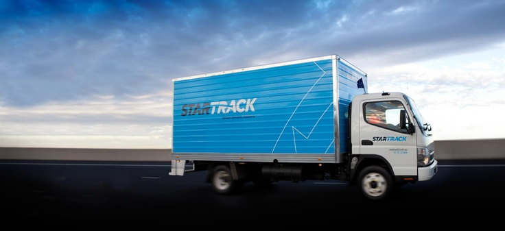 how to send star track parcel