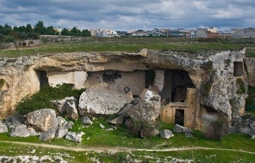 Grotte a Laterza