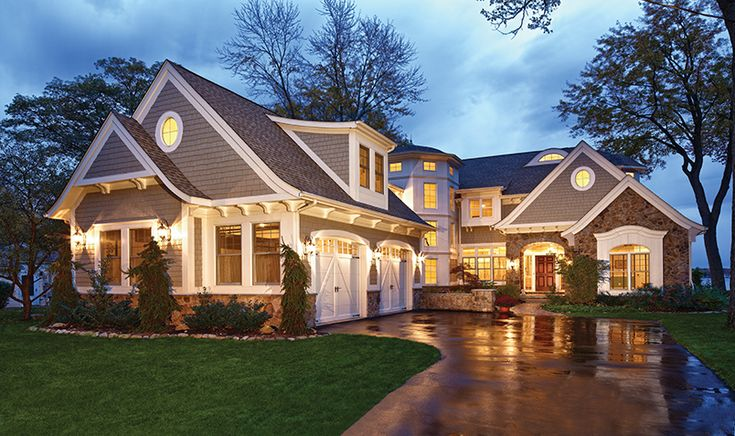114 Best Images About Exterior Home Design On Pinterest