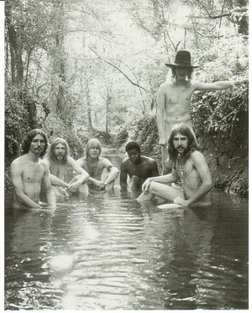 "The Allman Brothers Band - favorite band of the era. Saw them too many times to remember dates. Named my daughter Melissa because of ""Crossroads"" ... memories..."