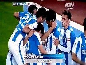 Rayo Vallecano vs Real Sociedad en Vivo - Liga BBVA 2015 - FutAdiccion TV | Partidos de hoy - Liga MX - fútbol en Vivo