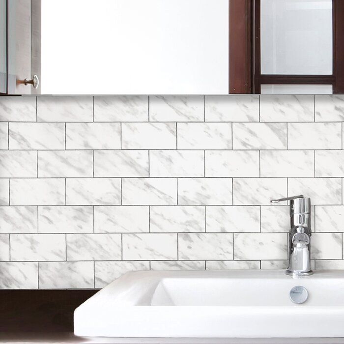 12 X 12 Pvc Peel Stick Mosaic Tile Peel Stick Backsplash Smart Tiles Mosaic Tiles
