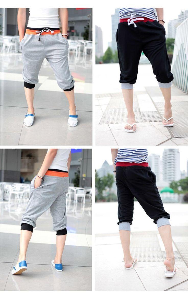 Trendy jogger shorts only for you. #fashionableshorts #joggershorts