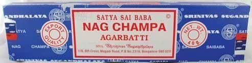 Nag Champa Incense Sticks 40gm