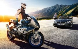 WALLPAPERS HD: BMW S1000RR BMW Z4