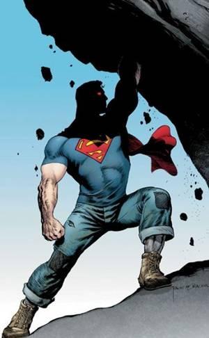 Superman in jeans?!? DC Comics reboot