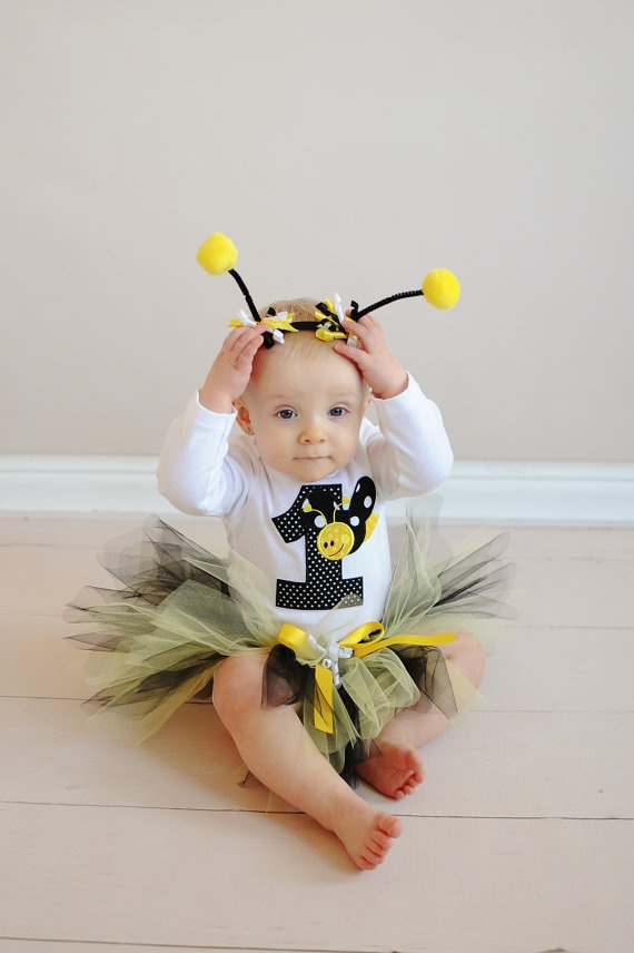 Little Birthday Bumble Bee