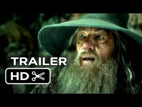 The Hobbit: The Desolation of Smaug Official Main Trailer (2013) - Lord ...