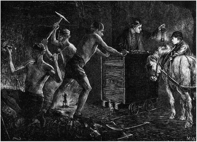 DIECISÉIS TONELADAS, GERMINAL: legendarias canción y novela de los mineros del carbón